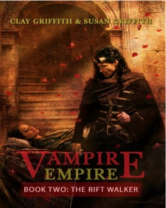 vampire empire audiobook rift walker
