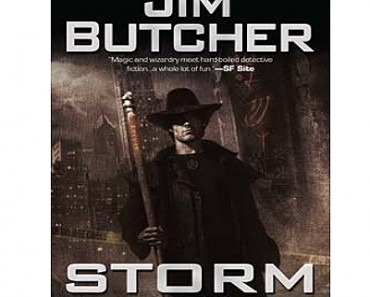 storm front jim butcher audiobook