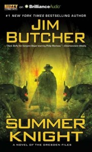 summer knight audio book jim butcher