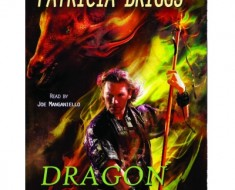 patricia briggs dragon blood audiobook