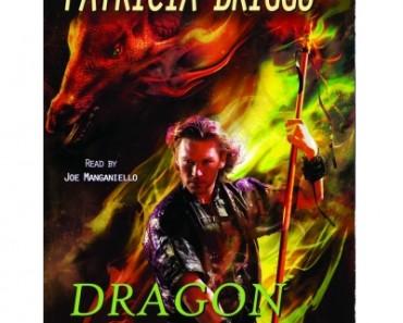 patricia briggs dragon blood audiobook